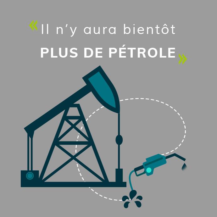 Est-ce la fin du pétrole ?