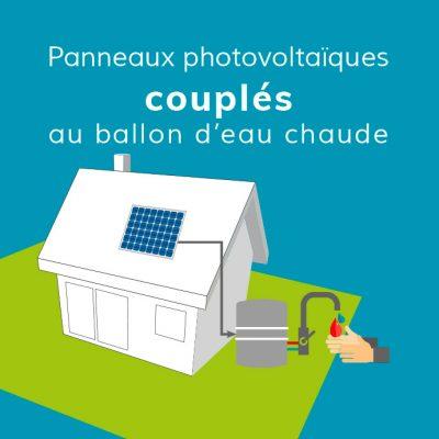 Pourquoi faut-il coupler les panneaux photovoltaïques avec l'ECS ?